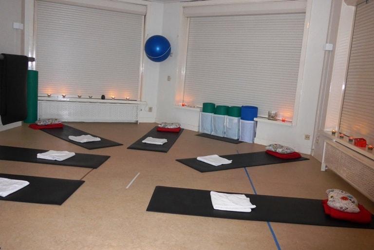 Yogastudio Amsterdam Watergraafsmeer
