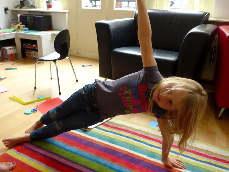Yogaplezier alom